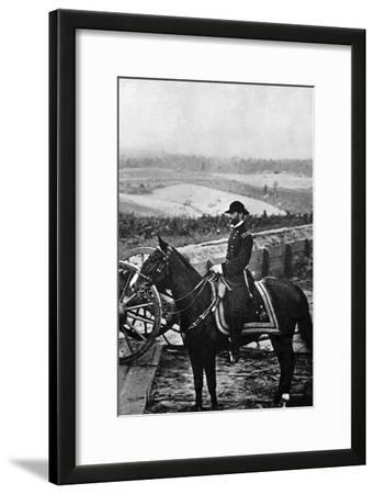William Tecumseh Sherman, American Soldier, 1864