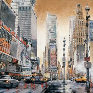 Crossroads, Times Square by Matthew Daniels