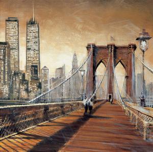 Manhattan Sunset II by Matthew Daniels