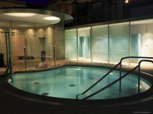 Cross Bath, Thermae Bath Spa, Bath, Avon, England, United Kingdom by Matthew Davison
