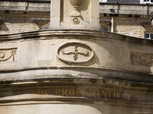 Thermae Bath Spa, Bath, Avon, England, United Kingdom by Matthew Davison