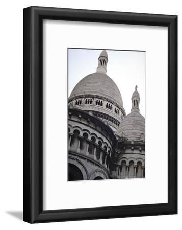 The Basilique Du Sacre-Coeur, Paris, France, Europe