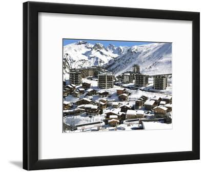 Tignes-Le-Lac, Tignes, Savoie, Rhone-Alpes, French Alps, France, Europe