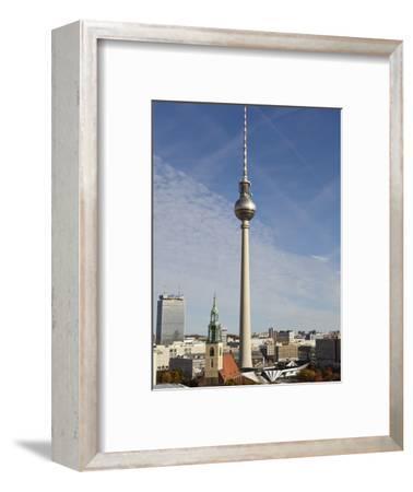 TV Tower, Berlin, Germany, Europe