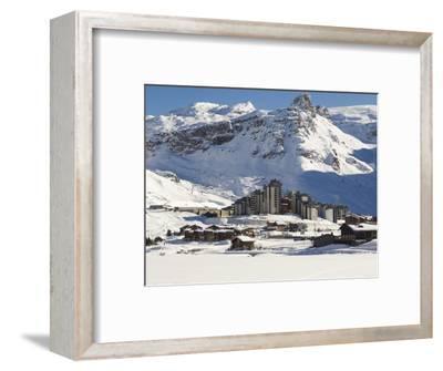 Val Claret, Highest Village in Tignes, Savoie, Rhone-Alpes, French Alps, France, Europe