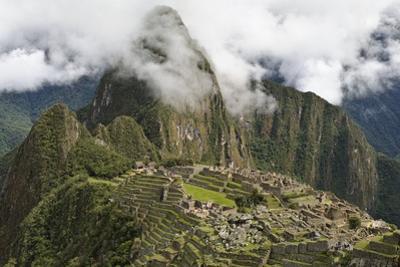 Machu Picchu, Peru by Matthew Oldfield