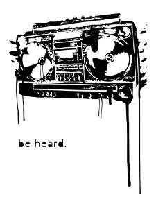 Be Heard by Matthew Schnepf