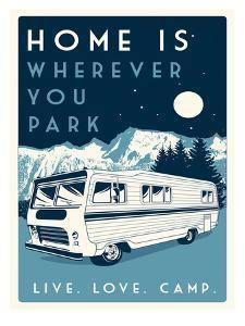 Camp by Matthew Schnepf