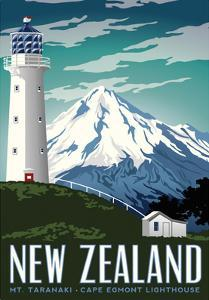 New Zealand by Matthew Schnepf