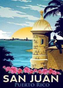San Juan, Puerto Rico by Matthew Schnepf