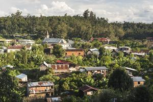 Andasibe Town, Eastern Madagascar, Africa by Matthew Williams-Ellis