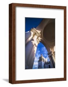 Copacabana Cathedral (Basilica of Our Lady of Copacabana) at Sunset, Copacabana, Bolivia by Matthew Williams-Ellis