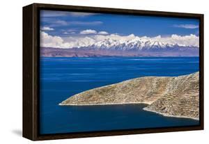 Cordillera Real Mountain Range, Bolivia by Matthew Williams-Ellis