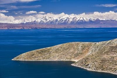Cordillera Real Mountain Range, Bolivia