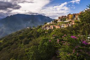 Coroico, La Paz Department, Bolivia, South America by Matthew Williams-Ellis