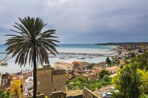 Fishing Harbour in the Fishing Town of Sciacca by Matthew Williams-Ellis