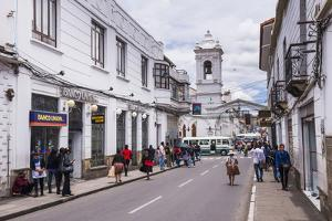 Historic City of Sucre, UNESCO World Heritage Site, Bolivia, South America by Matthew Williams-Ellis