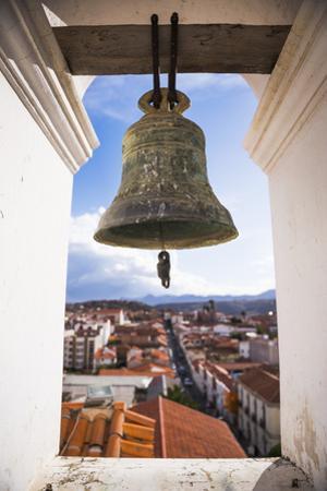Iglesia Nuestra Senora De La Merced (Church of Our Lady of Mercy), Historic City of Sucre, Bolivia