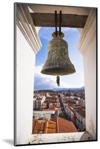 Iglesia Nuestra Senora De La Merced (Church of Our Lady of Mercy), Historic City of Sucre, Bolivia by Matthew Williams-Ellis