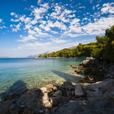 Kolocep Island (Kalamota) by Matthew Williams-Ellis