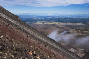 Mount Ngauruhoe Volcano Summit Climb, an Extra on the Tongariro Alpine Crossing by Matthew Williams-Ellis