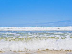 Tropical Paradise of Seventy Five Mile Beach, Fraser Island, UNESCO World Heritage Site, Australia by Matthew Williams-Ellis