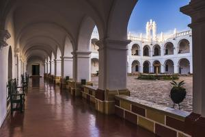 Universidad San Francisco Xavier De Chuquisaca (University of Saint Francis Xavier), Bolivia by Matthew Williams-Ellis