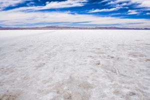 Uyuni Salt Flats (Salar De Uyuni), Uyuni, Bolivia, South America by Matthew Williams-Ellis
