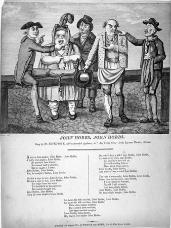 John Hobbs, John Hobbs, 1811