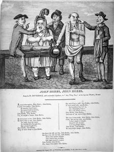 John Hobbs, John Hobbs, 1811 by Matthias Finucane