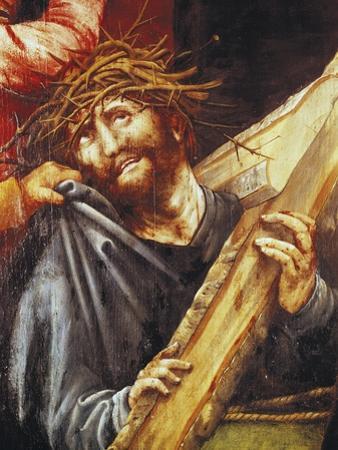 Christ Exhausted, Ca 1523-1525 by Matthias Grünewald