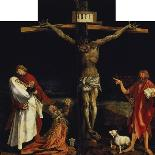 The Resurrection of Christ, from the Isenheim Altarpiece, C.1515 (Detail)-Matthias Grünewald-Giclee Print