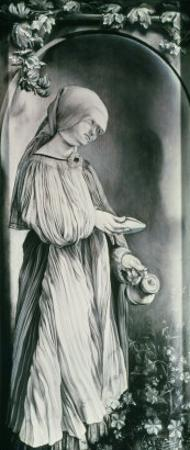 St. Elizabeth by Matthias Grünewald