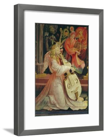 The Concert of Angels, from the Isenheim Altarpiece, c.1512-16