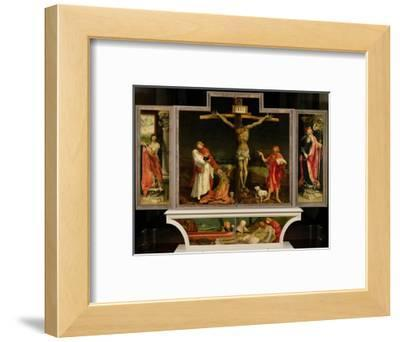 The Isenheim Altarpiece, circa 1512-15