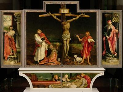 The Isenheim Altarpiece, circa 1512-15