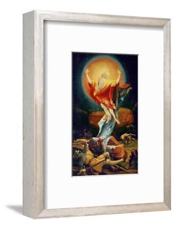 The Resurrection of Christ, from the Isenheim Altarpiece circa 1512-16