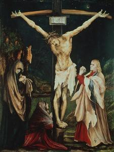 The Small Crucifix by Matthias Grünewald