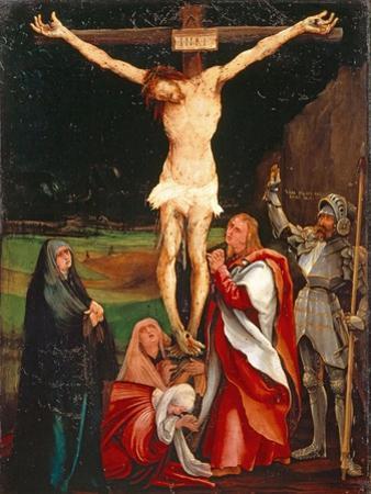 Crucifixion, C.1515 by Matthias Grunewald