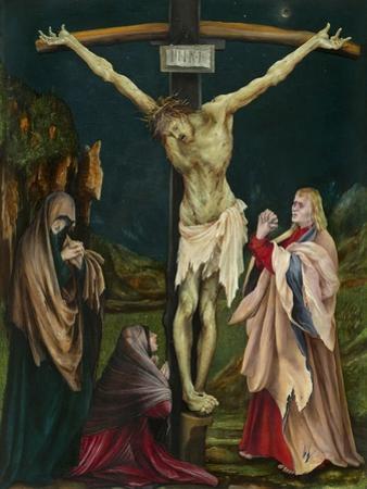 The Small Crucifixion, c.1511-20 by Matthias Grunewald