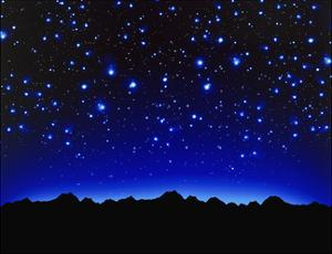 Night Sky by Matthias Kulka