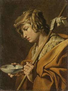 St John the Baptist by Matthias Stom