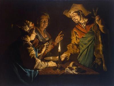 Esau and Jacob, 1640S