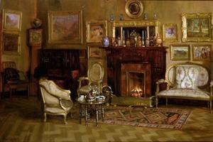 An Interior by Maud Hall Neale
