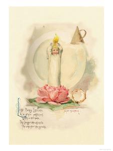 Little Nancy Etticote by Maud Humphrey