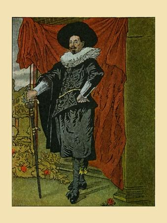 Portrait Of William Van Heythuysen