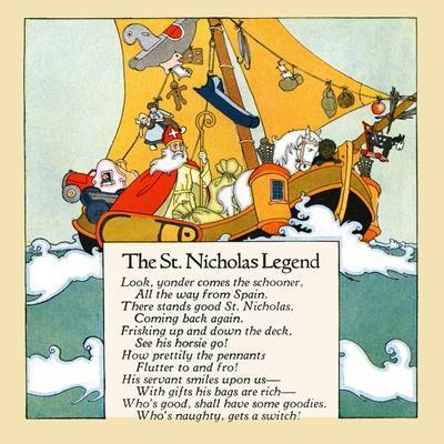 The St. Nicholas Legend