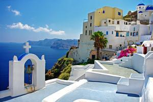 Amazing Greek Islands - Santorini by Maugli-l