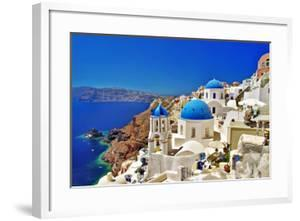 Amazing Santorini - Travel In Greek Islands Series by Maugli-l