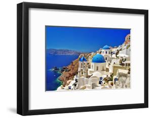 Amazing Santorini - Travel In Greek Islands Series by Maugli-l